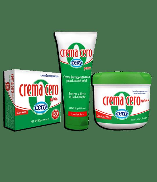 Crema Cero Aloe Vera