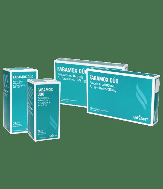 Fabamox Duo